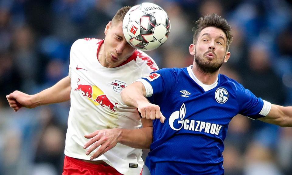 Alemanha: sem Bruma, Leipzig vence Schalke e sobe ao pódio