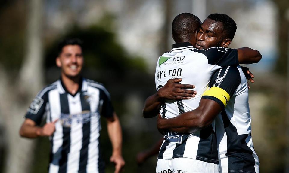Portimonense-Marítimo, 3-2 (destaques)