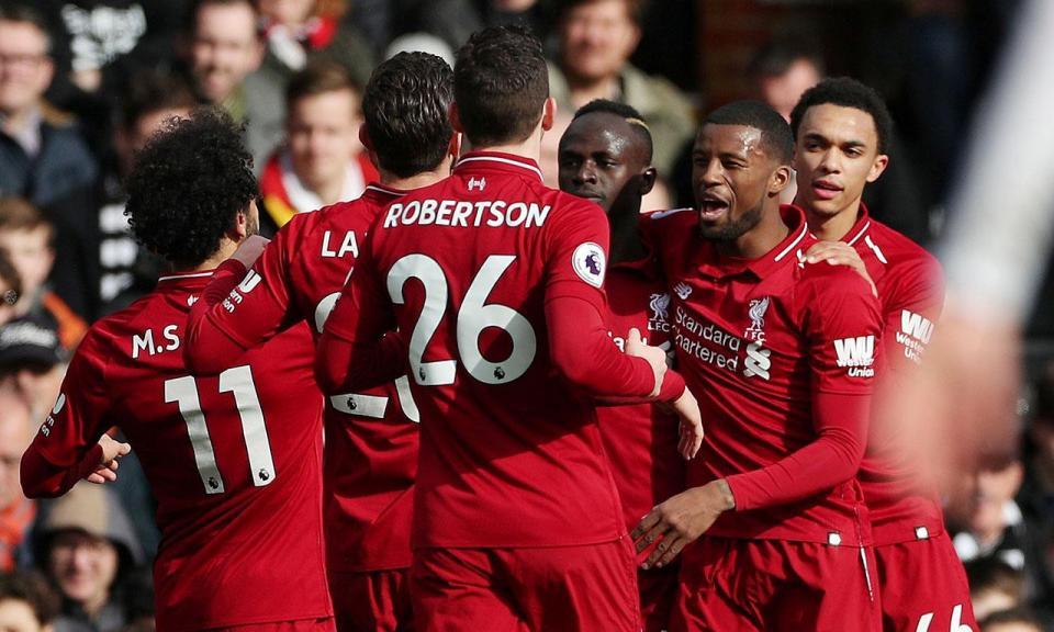 «Ver o Liverpool ganhar a Premier League seria um pesadelo»