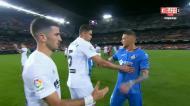 VÍDEO: golo anulado a Guedes e Valencia empata com Getafe