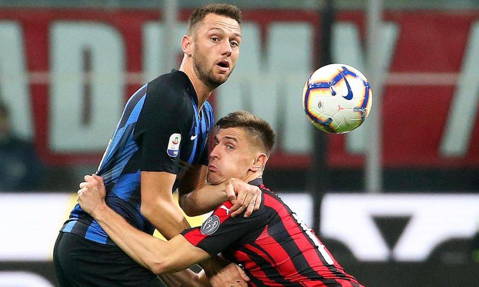 Inter bate Milan em dérbi emocionante até ao fim