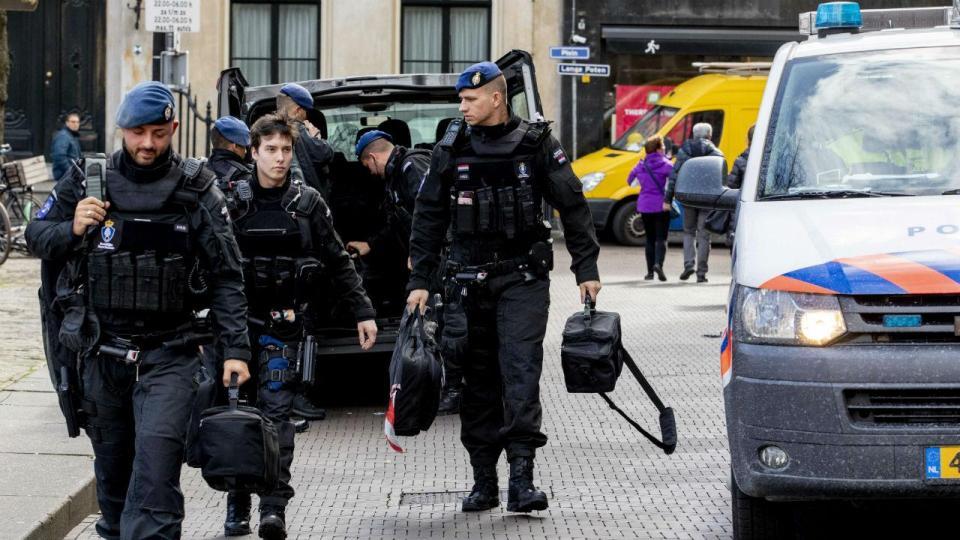 Utrecht reage ao tiroteio na Holanda: «Um dia negro»