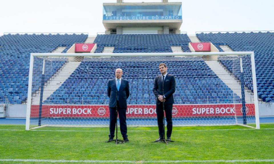 Pinto da Costa: «Queremos que Casillas fique na estrutura do FC Porto»