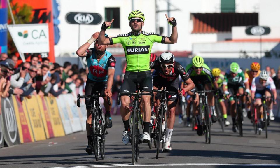 Ciclismo: espanhol é o primeiro líder da Volta ao Alentejo