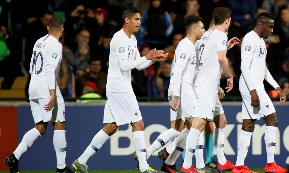 Euro 2020: França goleia Islândia e lidera grupo