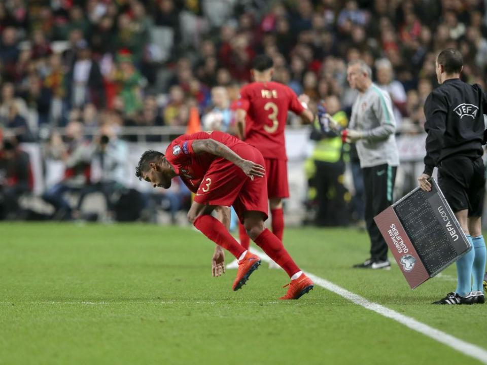 Dyego Sousa é o sétimo jogador naturalizado a representar Portugal