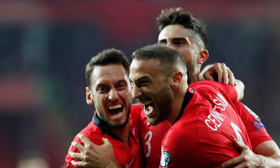 Euro 2020: Moldávia teve lateral do FC Porto na derrota na Turquia