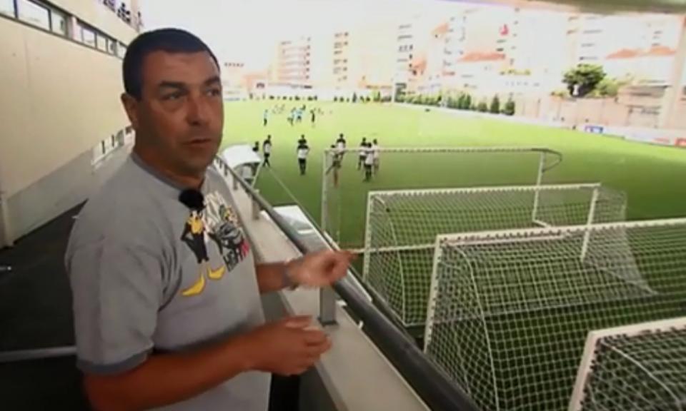 Tudo pelo FC Porto até inventar funerais para ver... treinos da formação