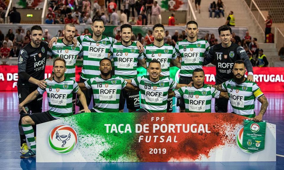 Futsal: Sporting anuncia renovação com Deo