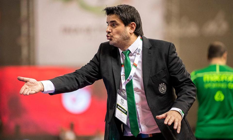 Nuno Dias: «Soube que ganhámos pelo roupeiro a gritar»
