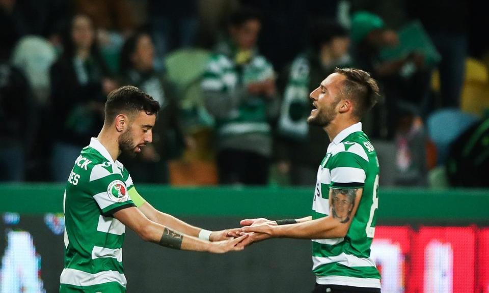 Taça: Sporting-Benfica, 1-0 (os destaques dos leões)