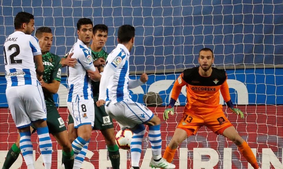 Real Sociedad marca aos 13 segundos no empate com o Eibar