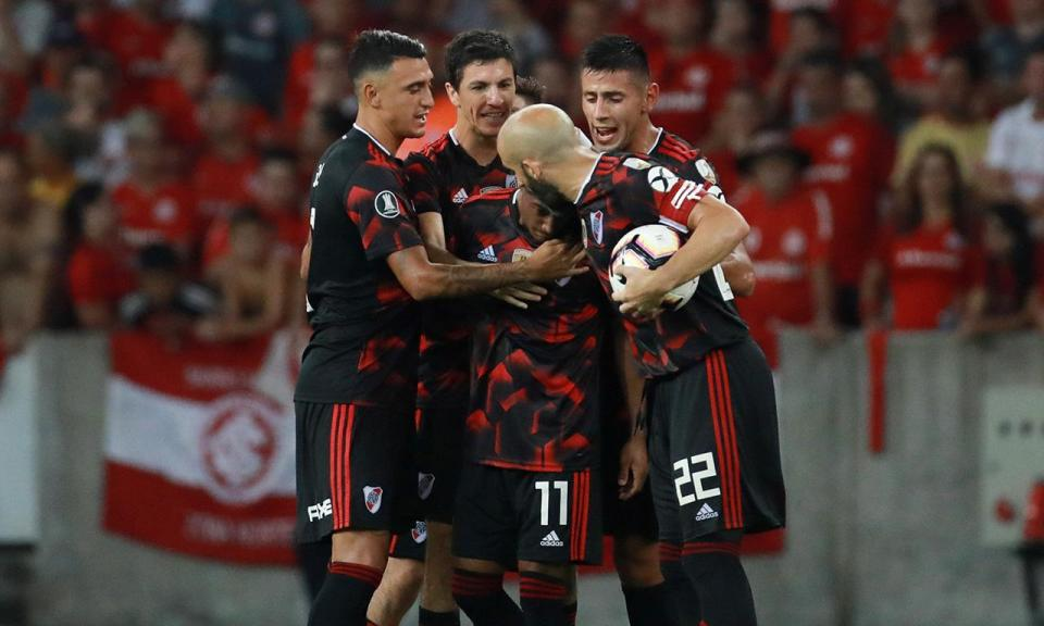VÍDEO: detentor River Plate garante «oitavos» da Taça Libertadores