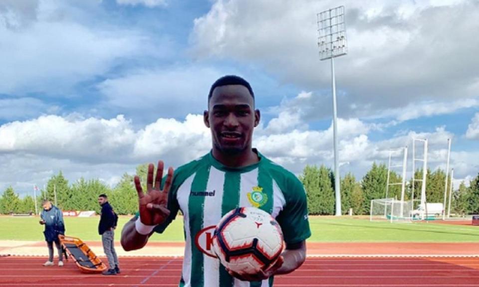 Sub23: V. Setúbal arrasa Académica com poker do «Neymar de Moçambique»