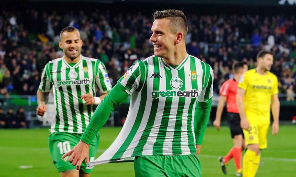 OFICIAL: Lo Celso em definitivo no Betis