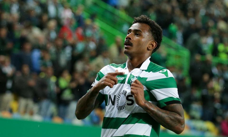 Wendel convocado para Toulon: «É fruto do meu trabalho no Sporting»