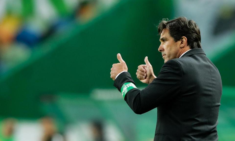 OFICIAL: Rio Ave não renova com Daniel Ramos