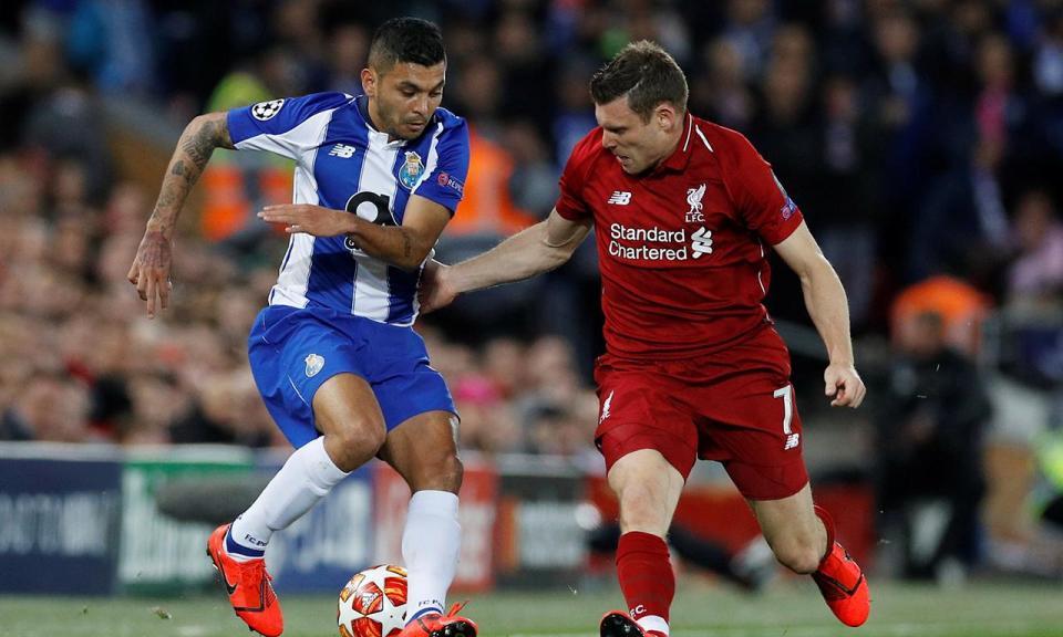 «Se estivesse no FC Porto, queria o Liverpool como adversário»