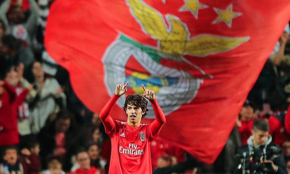 LE: Benfica-Eintracht, 4-2 (destaques)