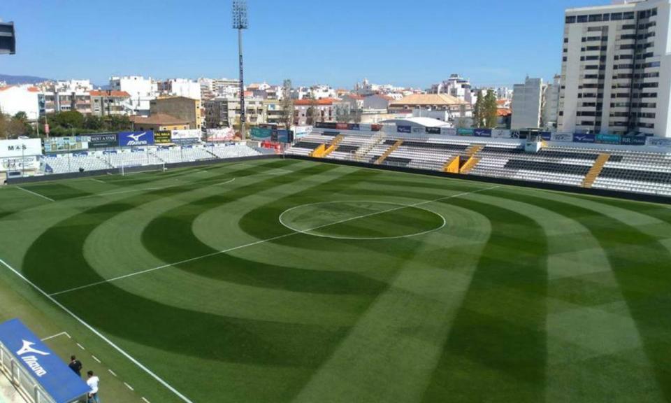 Portimonense multado pelo corte de relva no jogo com o FC Porto