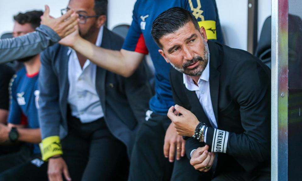«Feirense tem mostrado qualidade apesar de não se refletir»
