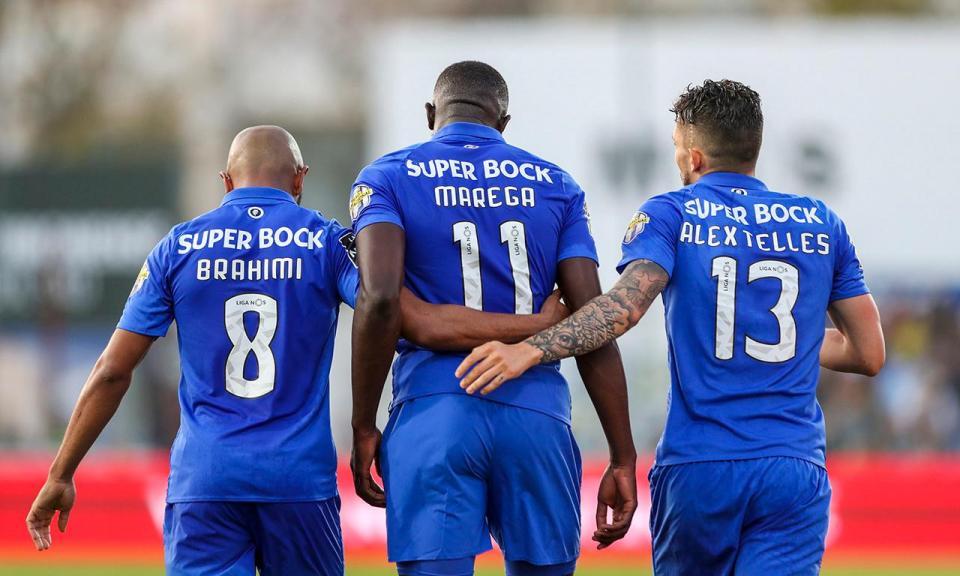 FC Porto prepara receção ao Liverpool com apenas uma baixa