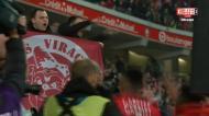Fonte fechou goleada do Lille sobre o PSG