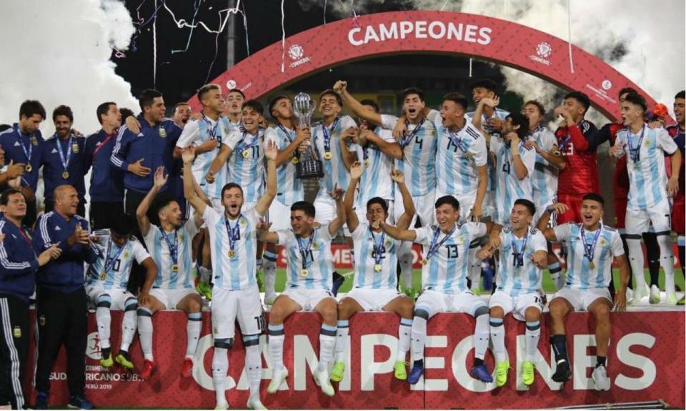 Aimar sob fogo depois de vitória polémica no sul-americano sub-17