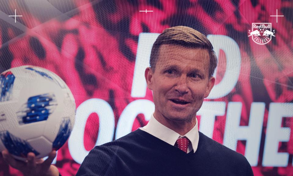 OFICIAL: adjunto do Leipzig é o novo treinador do Salzburgo