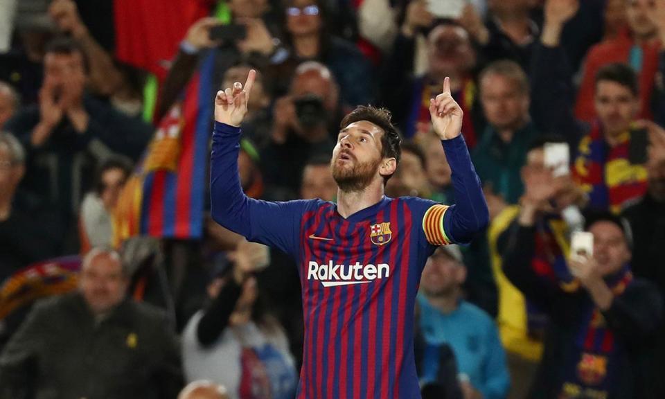 Messi: «Liverpool ou FC Porto? Será dificílimo»