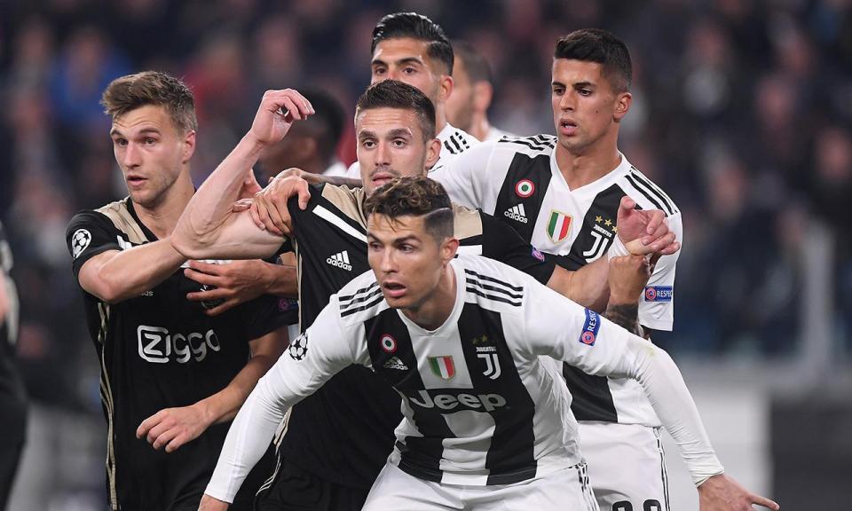 Champions: Ronaldo com o registo goleador mais modesto desde 2010/11