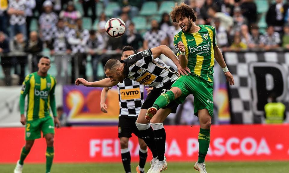 VÍDEO: golo de João Pedro e Tondela faz 2-0 aos oito minutos