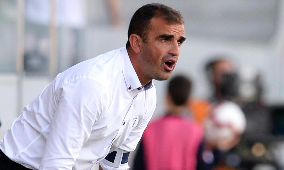 Filipe Martins: «Se calhar o único remédio é marcarmos cinco golos»