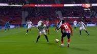 VÍDEO: a perda de bola de Guedes que terminou com o golo de Morata