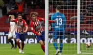 Atlético Madrid-Valência (SUSANA VERA/Reuters)
