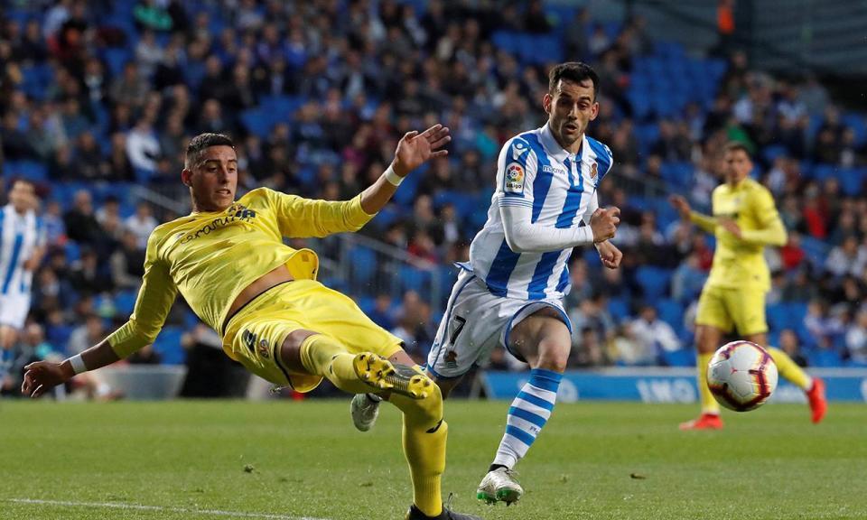 Villarreal vence com golo nos últimos minutos e já respira melhor