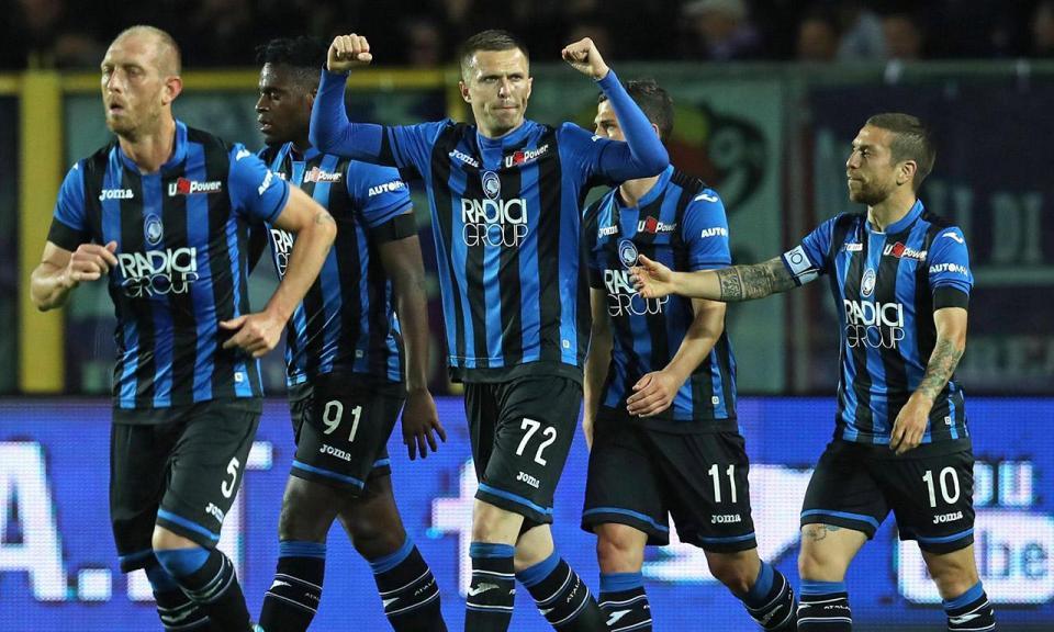 Itália: Atalanta vence Udinese nos instantes finais e sobe ao quarto lugar