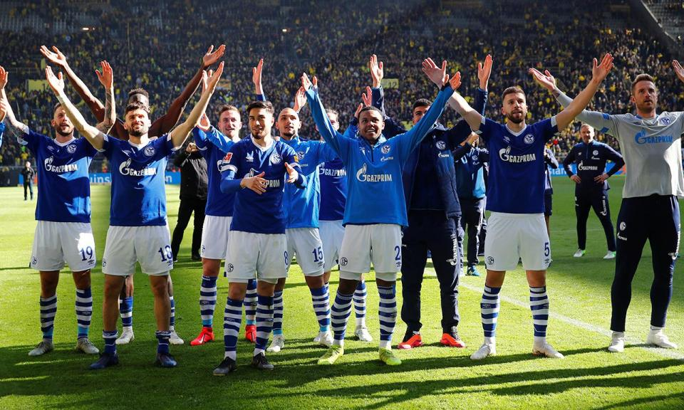 Alemanha: nulo garante permanência do Schalke