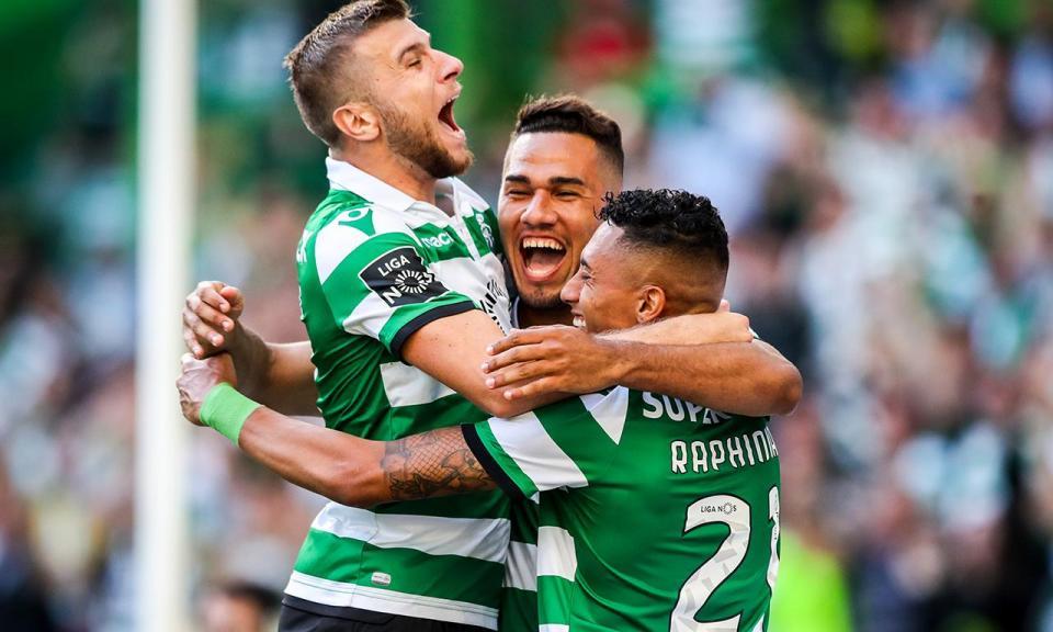 d41ccf68e Sporting pode fechar Liga com pontuação recorde em Alvalade