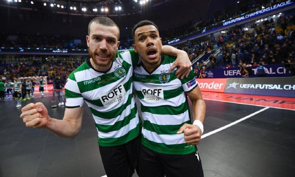 Sporting: campeões da Europa vão ser recebidos na Câmara de Lisboa