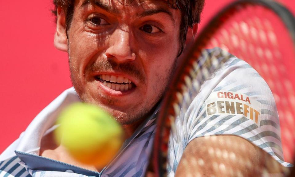 Roland Garros: João Domingues na segunda ronda de qualificação