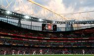 Arsenal-Valência (Reuters)