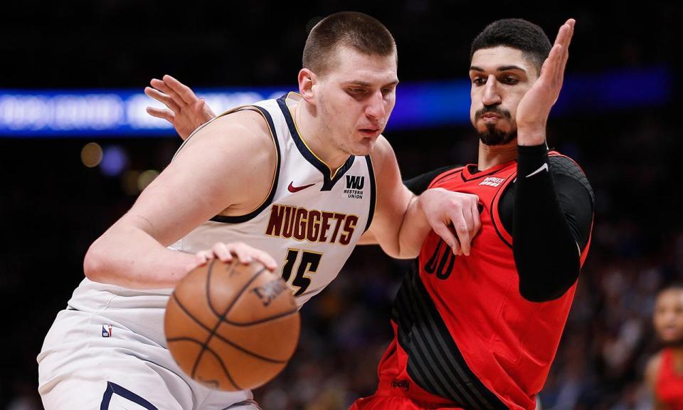 NBA: Raptors esmagam Sixers, Nuggets atropelam Blazers