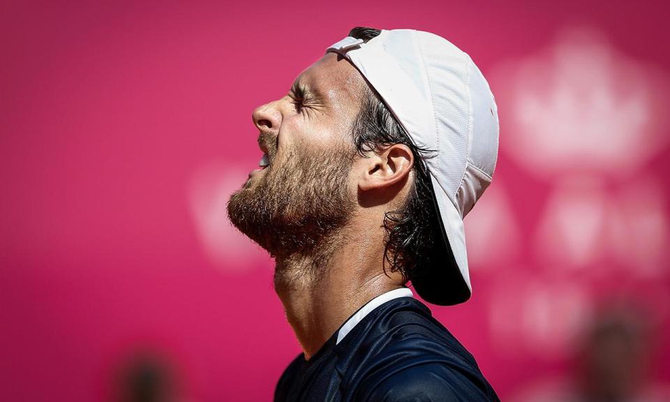 Ranking ATP: João Sousa cai 24 lugares