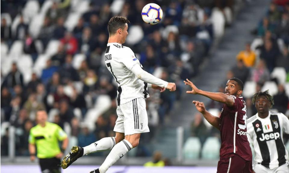 «Ronaldo substituiu o treinador da Juventus com a sua presença»