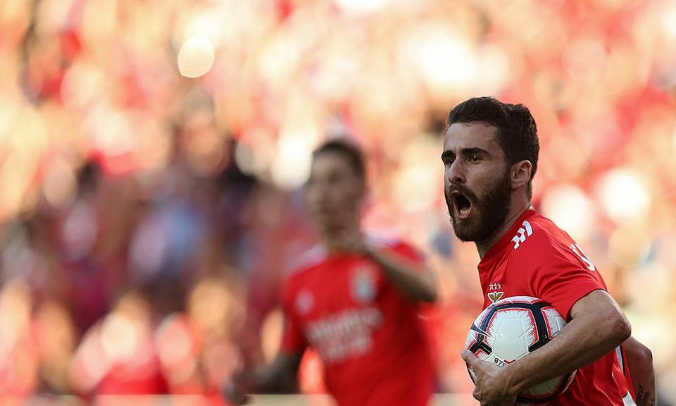 VÍDEO: Rafa faz o 3-0 e Benfica fica a um golo do melhor registo na Liga