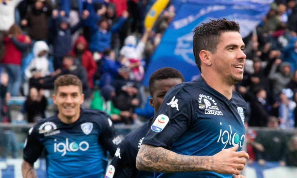 Itália: Empoli faz pela vida e Fiorentina vai em 11 jogos sem vencer