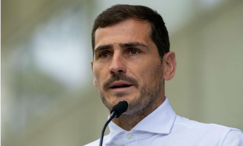 FC Porto: Casillas termina a carreira para integrar a estrutura da SAD
