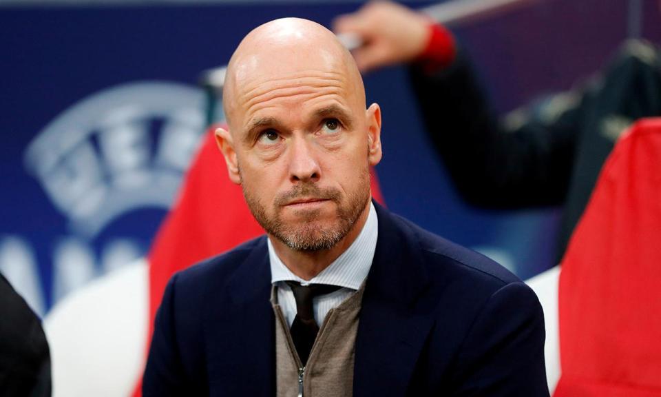 «Tenho contrato com o Ajax e estou feliz aqui»