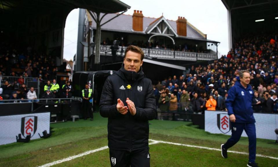 OFICIAL: Scott Parker promovido a treinador principal do Fulham